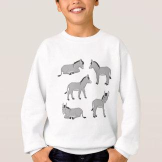Esel Auswahl Sweatshirt