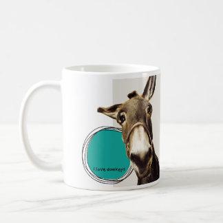 Esel der Liebe I Kaffeetasse