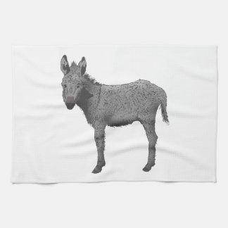 Esel donkey geschirrtuch