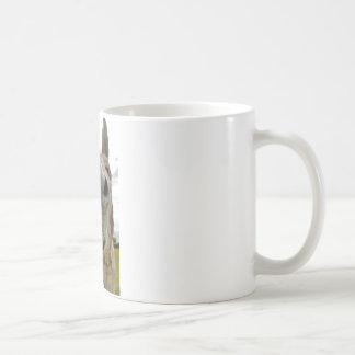 Esel-Humor Kaffeetasse