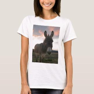 Esel-Kunst T-Shirt