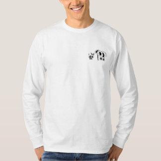 Esel- und Elefantfreunde T-Shirt