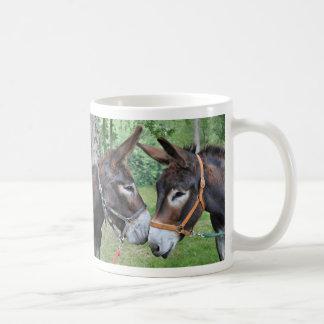 Eselfreunde Kaffeetasse