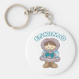Eskimo Schlüsselanhänger