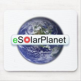 eSolarPlanet Produkt Mauspads