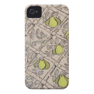 Espallier Birnen-BlackBerry-mutiger Kasten iPhone 4 Cover