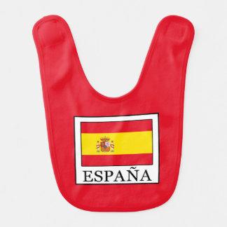 España Babylätzchen