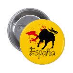 Espana Runder Button 5,1 Cm