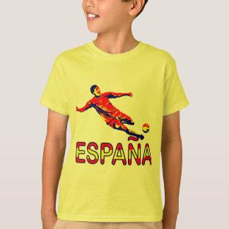 Espana Spanien futbol Entwurf #5 T-Shirt