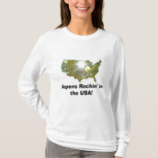 Espen Aglow USA T-Shirt