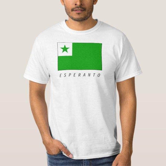 Esperanto Flagge T-Shirt