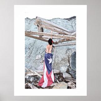 Esperanza - volles Bild Poster