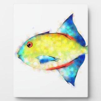 Esperimentoza - herrlicher Fisch Fotoplatte