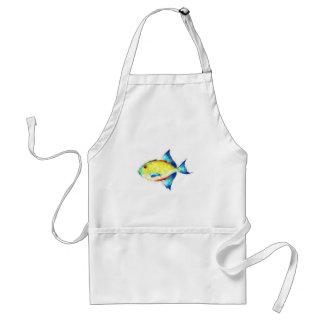 Esperimentoza - herrlicher Fisch Schürze