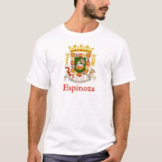 Espinoza Schild von Puerto Rico T-Shirt