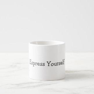 Espress sich Tasse