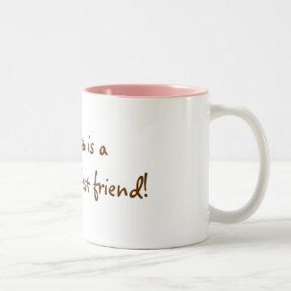 Espresso ist der beste Freund einer Hebamme! Kaffeehaferl