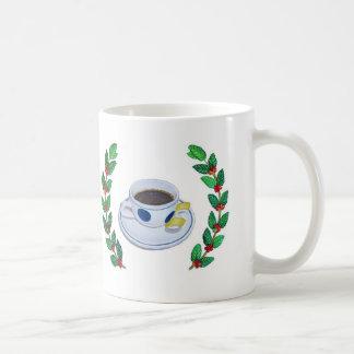 Espresso-Kranz Kaffeetasse