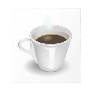 Espresso Notizblock