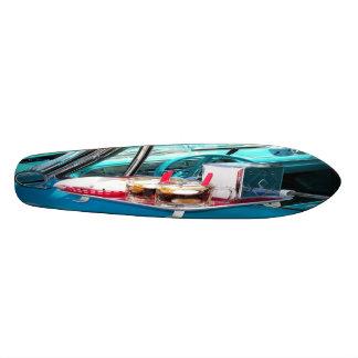 Essen im Auto-Skateboard Personalisiertes Skateboarddeck