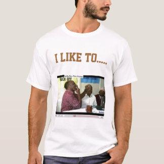 Essen Sie DA Poo Poo T-Shirt