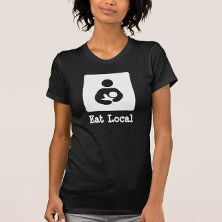 Essen Sie das T-Shirt