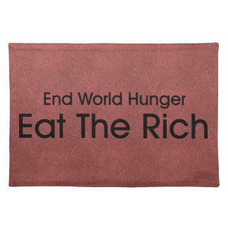 Essen Sie die Reichen Tisch Sets