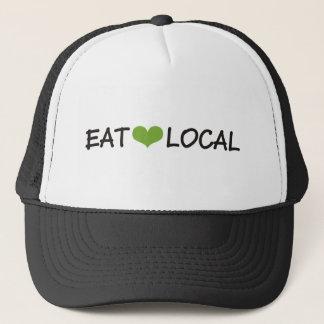 Essen Sie Einheimisches Truckerkappe