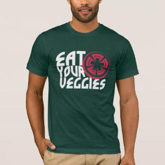 essen Sie Ihre Veggies T-Shirt