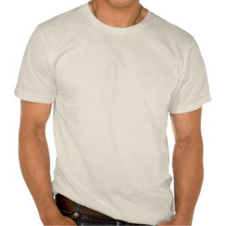 Essen Sie im Friedensveganen T - Shirt