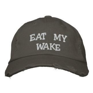 ESSEN Sie MEIN WECKEN - gestickten Hut
