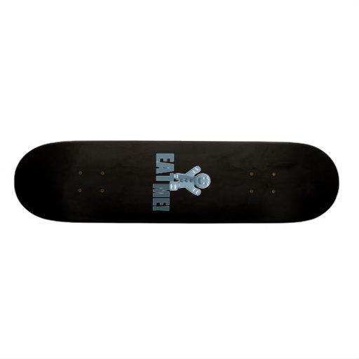 ESSEN SIE MICH! Lebkuchen-Mann - Blau Skateboard Bretter