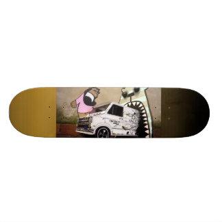 Essen Sie mich nicht Skateboard Individuelle Skateboards