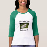 Essen Sie nicht Lamm-Foto-T-Stück T Shirts