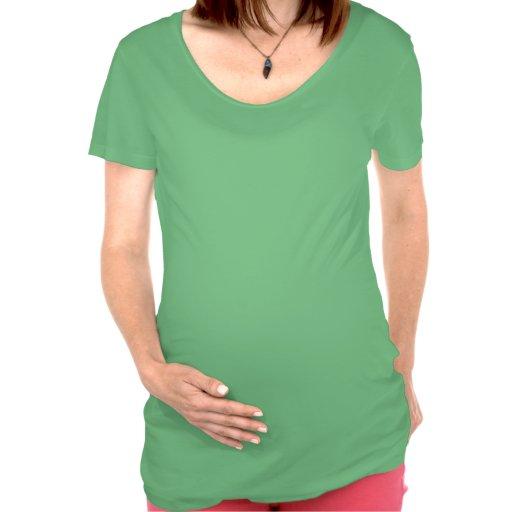 Essen Sie nicht Wassermelone-Samen Schwangerschafts T-Shirts