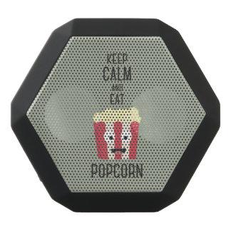 Essen Sie Popcorn Z6pky Schwarze Bluetooth Lautsprecher