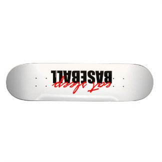 Essen Sie Schlaf-Baseball Skate Board