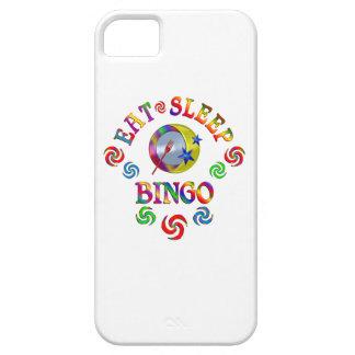 Essen Sie Schlaf-Bingo Hülle Fürs iPhone 5