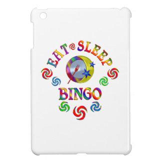 Essen Sie Schlaf-Bingo iPad Mini Hülle
