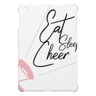 Essen Sie Schlaf Cheer-01 iPad Mini Hülle