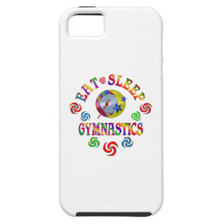 Essen Sie Schlaf-Gymnastik Hülle Fürs iPhone 5