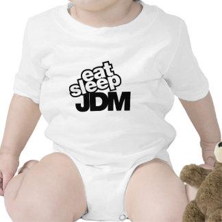 essen Sie Schlaf JDM Shirt