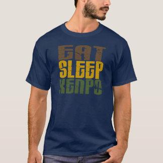 Essen Sie Schlaf Kenpo 1 T-Shirt