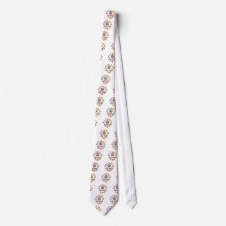 Essen Sie Schlaf-Linie Tanz Krawatte