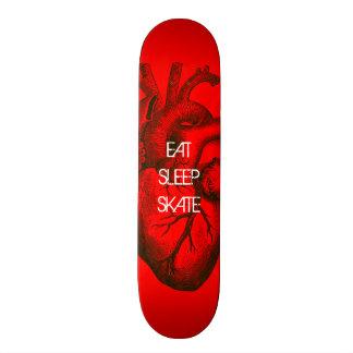 Essen Sie Schlaf-Skate Skateboard Bretter