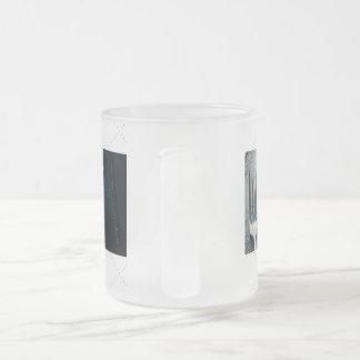 essen Sie Schlaf Swim - Kaffee-Tasse Mattglastasse