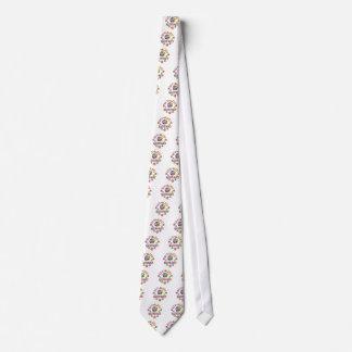 Essen Sie Schlaf-Volkstanz Krawatte