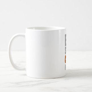 Essen Sie, schlafen Sie, kodieren Sie Wiederholung Kaffeetasse