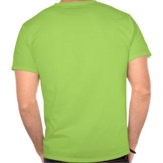 Essen Sie schlafen Sie PPG - Front u Rückseite Shirts