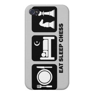 essen Sie Schlafschach Etui Fürs iPhone 4